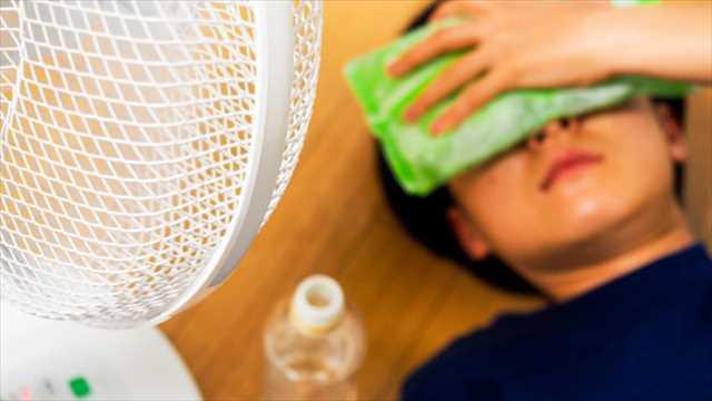 熱中症の疑いがある場合の対処方法