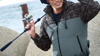 空調を着て釣りに行こう