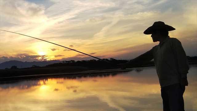 空調服で釣りを楽しもう